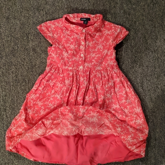 Gap baby size 4 toddler lined dress